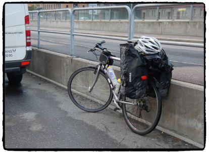 Cykeltur 1809 Färjan Göteborg-Fredrikshavn