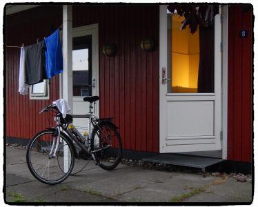 Cykeltur 1809 Vandrarhem Natt 1